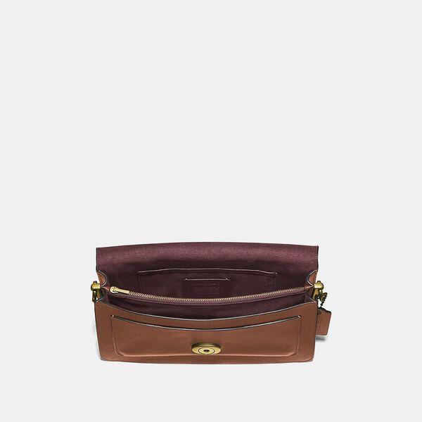 Tabby Shoulder Bag 26, B4/1941 Saddle 2, hi-res