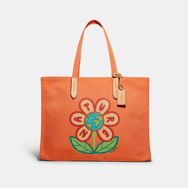100 Percent Recycled Tote 42