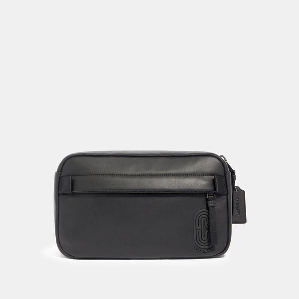 Edge Belt Bag, QB/BLACK, hi-res