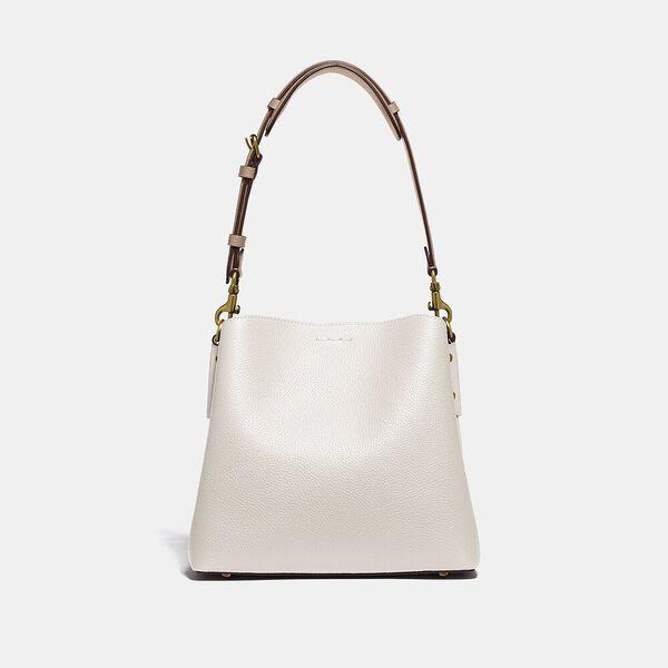 Willow Bucket Bag In Colorblock, B4/CHALK MULTI, hi-res