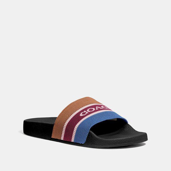 Knit Slide, Multi, hi-res