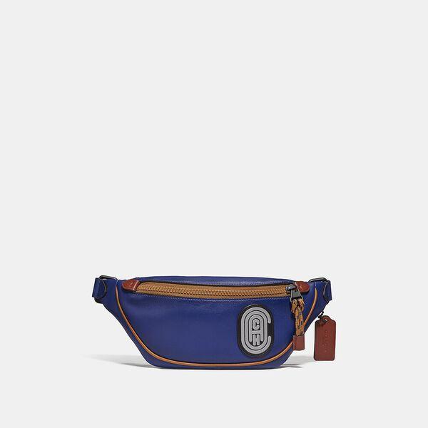 Rivington Belt Bag 7 With Reflective Coach Patch