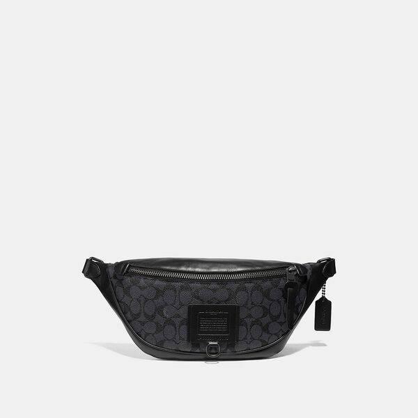 Rivington Belt Bag In Signature Canvas