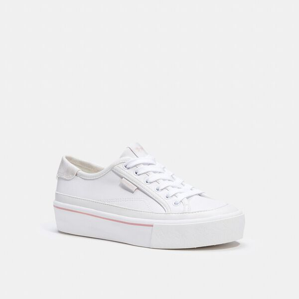 Citysole Platform Sneaker, OPTIC WHITE, hi-res