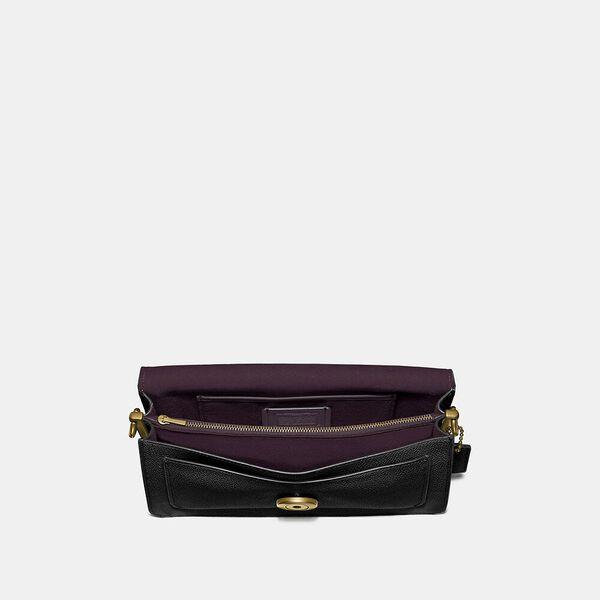 Tabby Shoulder Bag 26, B4/BLACK, hi-res