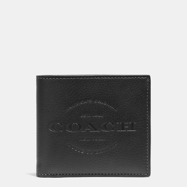 Double Billfold Wallet