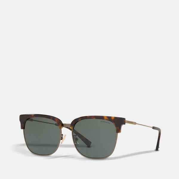 Retro Frame Sunglasses