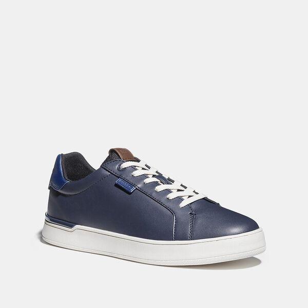 Lowline Low Top Sneaker In Colorblock