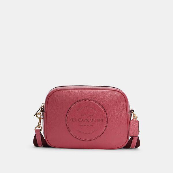 Dempsey Camera Bag With Patch, IM/FUCHSIA, hi-res