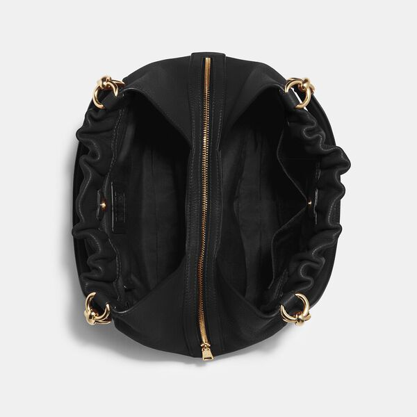 Maya Shoulder Bag, IM/BLACK, hi-res