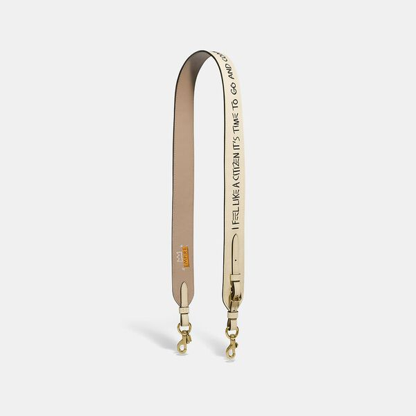 Coach X Basquiat Empire Strap, B4/IVORY MULTI, hi-res