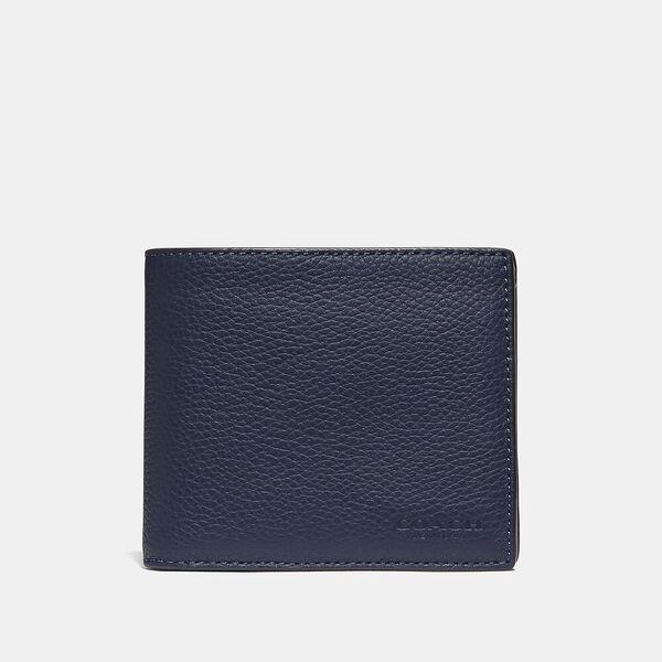 3-In-1 Wallet In Colorblock