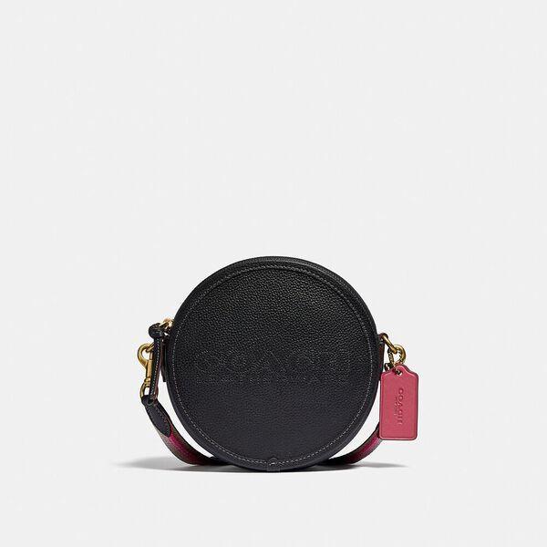 Kia Circle Bag In Colorblock