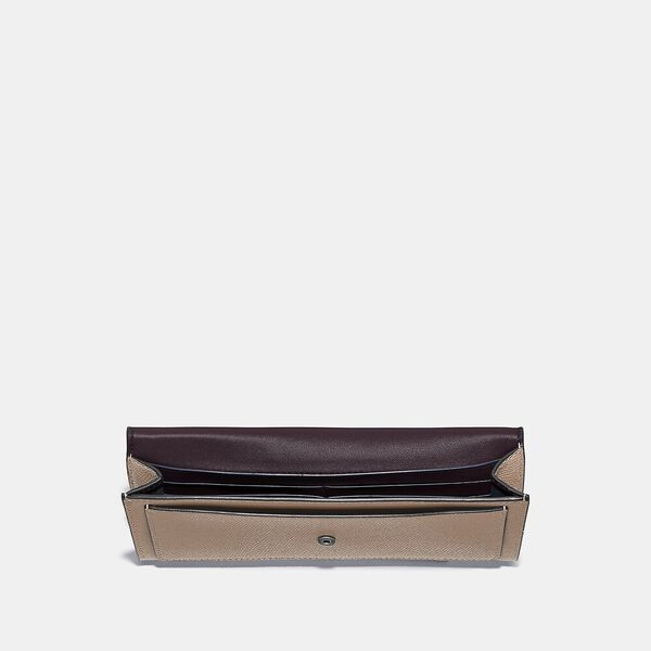 Wyn Soft Wallet, LH/TAUPE, hi-res