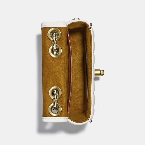 Madison Shoulder Bag 16 With Quilting, B4/CHALK, hi-res