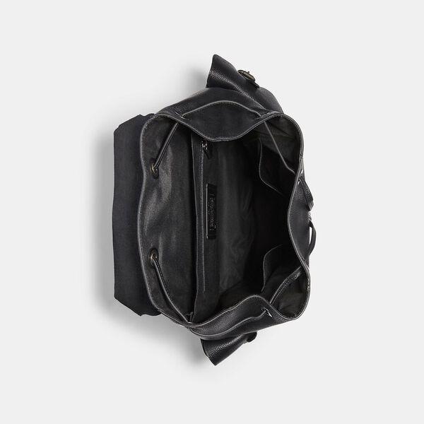 Hudson Backpack, QB/BLACK, hi-res
