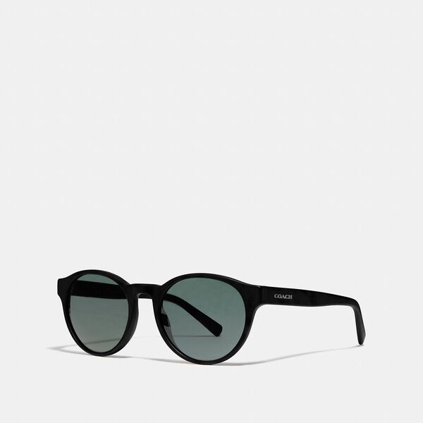 Wythe Round Sunglasses, GREY SOLID, hi-res