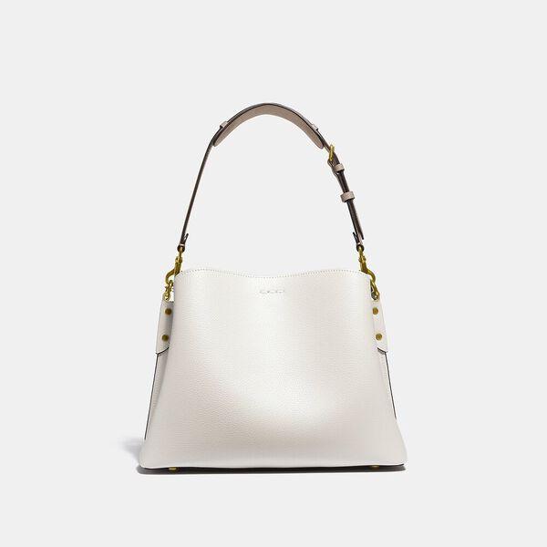 Willow Shoulder Bag In Colorblock, B4/CHALK MULTI, hi-res