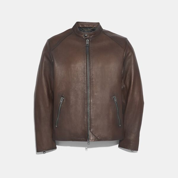 Leather Racer