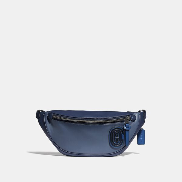 Rivington Belt Bag In Colorblock With Coach Patch