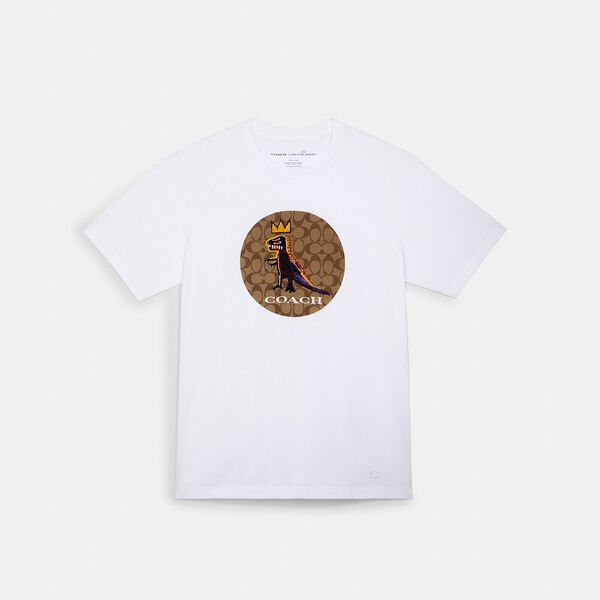 Coach X Jean-Michel Basquiat Signature T-Shirt