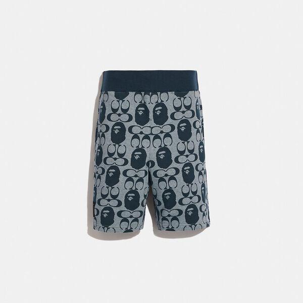 BAPE x Coach Shorts