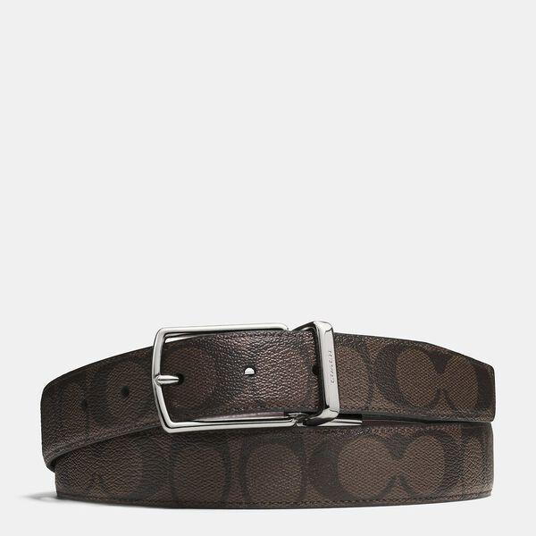 Harness Buckle Cut-To-Size Reversible Belt, 30mm