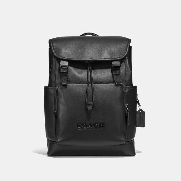 League Flap Backpack
