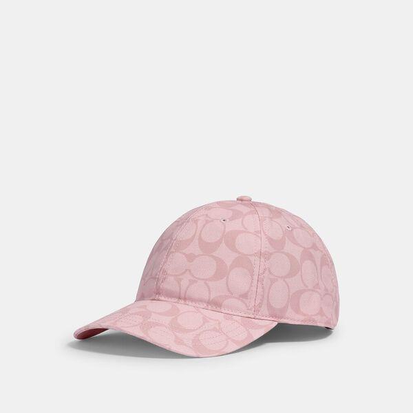 Hat In Signature Print, BLOSSOM, hi-res