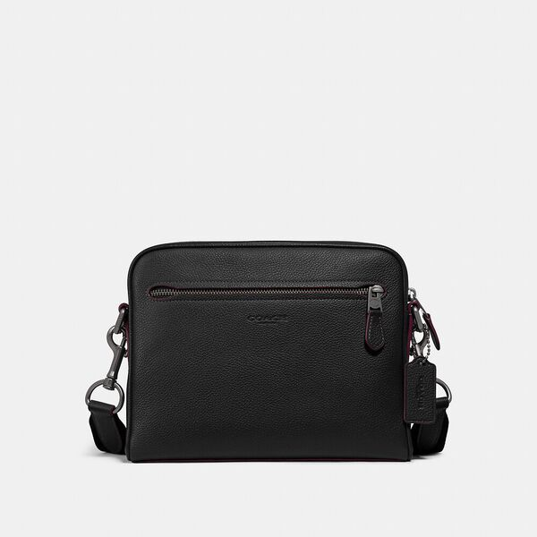 Metropolitan Soft Camera Bag, QB/BLACK, hi-res
