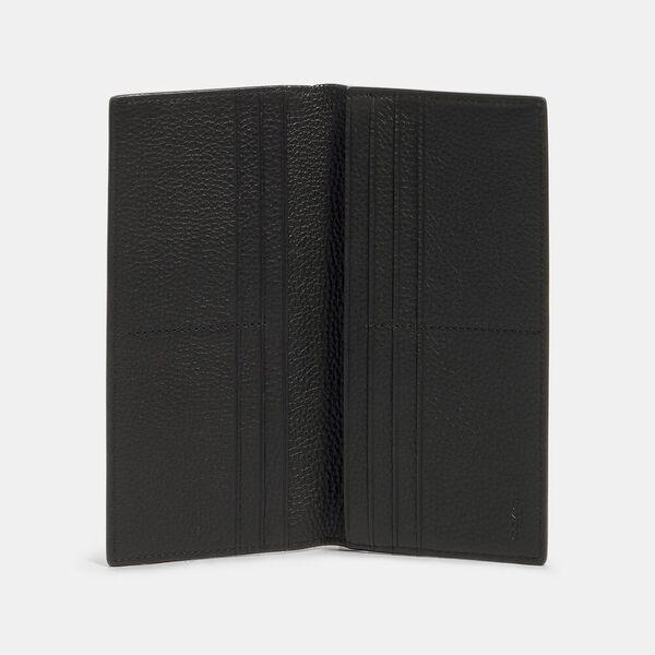Breast Pocket Wallet, QB/BLACK, hi-res