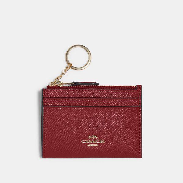 Mini Skinny Id Case, IM/1941 RED, hi-res