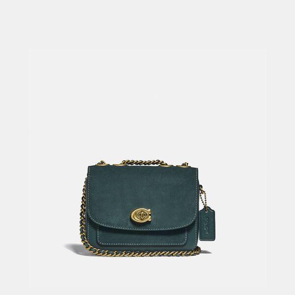 Madison Shoulder Bag 16, B4/FOREST, hi-res