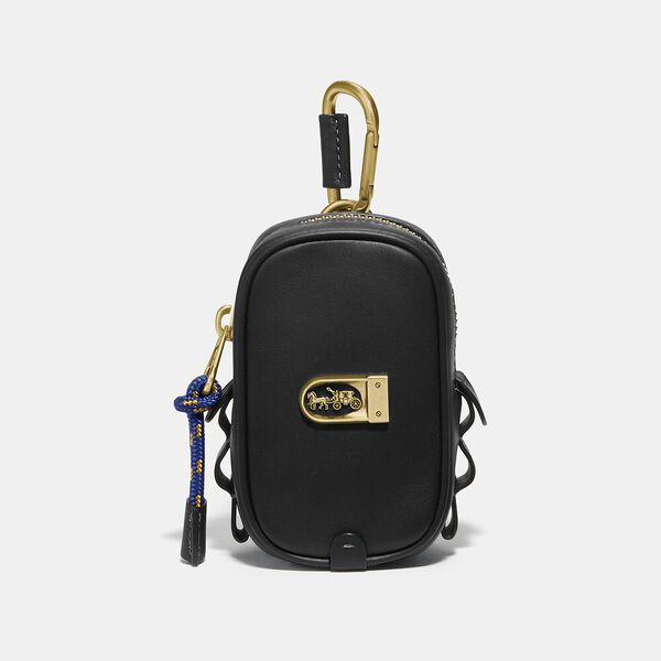 Small Horse And Carriage Pouch, B4/BLACK, hi-res