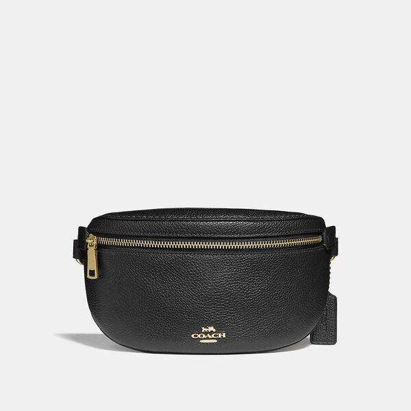 Belt Bag, GD/BLACK, hi-res