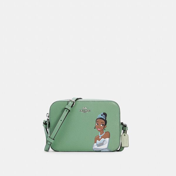Disney x Coach Mini Camera Bag With Tiana