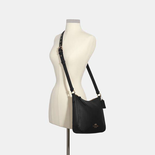 Ellie File Bag, IM/BLACK, hi-res
