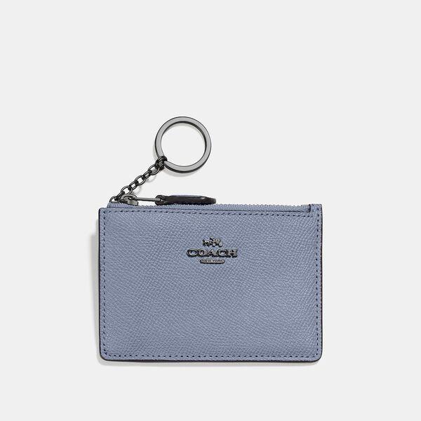 Mini Skinny Id Case, V5/Bluebell, hi-res
