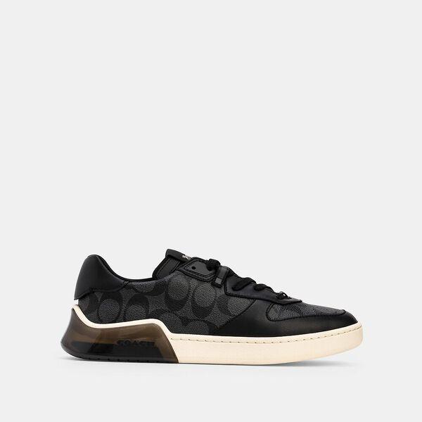 Citysole Court Sneaker, CHARCOAL, hi-res