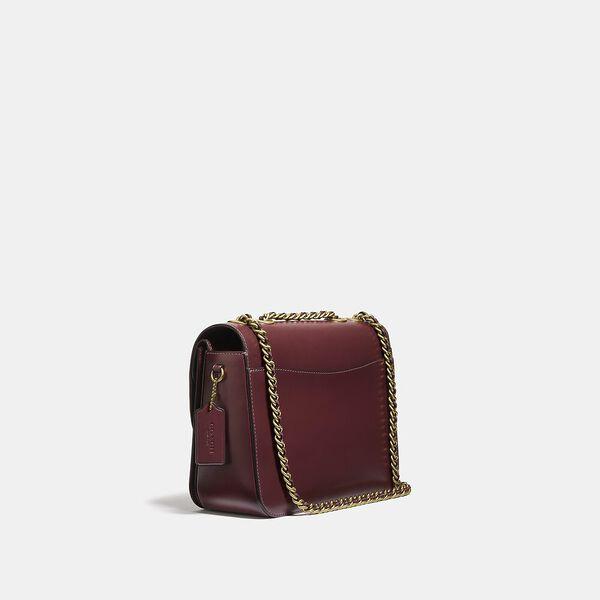 Madison Shoulder Bag, B4/WINE, hi-res