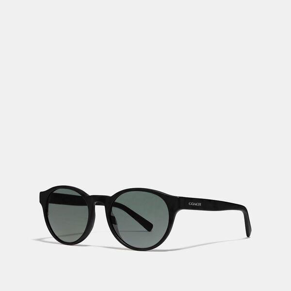Wythe Round Sunglasses