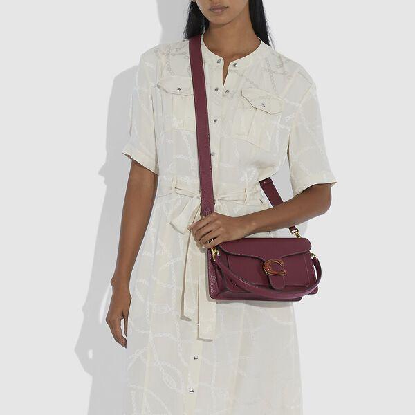 Tabby Shoulder Bag 26, B4/WINE, hi-res