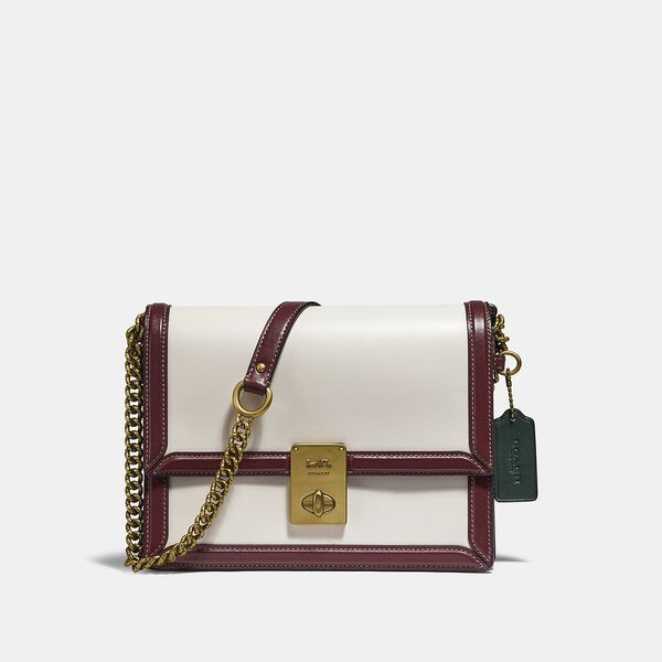 Hutton Shoulder Bag In Colorblock, B4/CHALK MULTI, hi-res