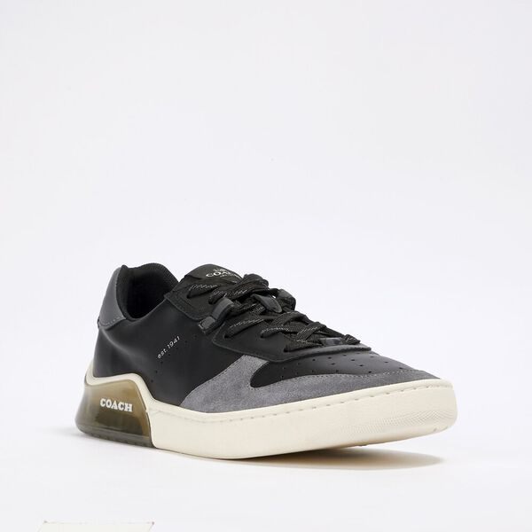 Citysole Court Sneaker, BLACK, hi-res