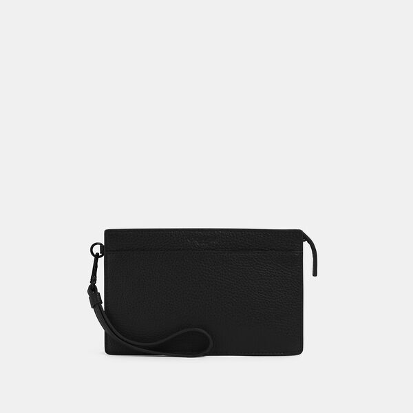 Structured Phone Pouch