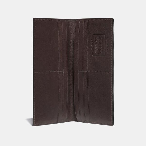 Breast Pocket Wallet, MAHAGONY, hi-res