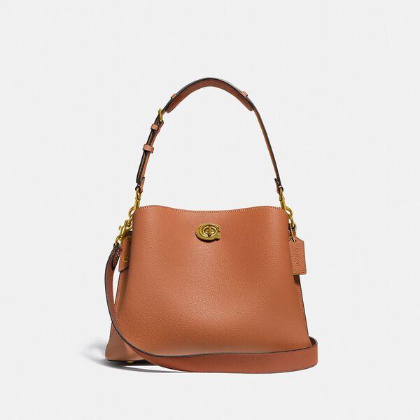 Willow Shoulder Bag In Colorblock, B4/CANYON MULTI, hi-res