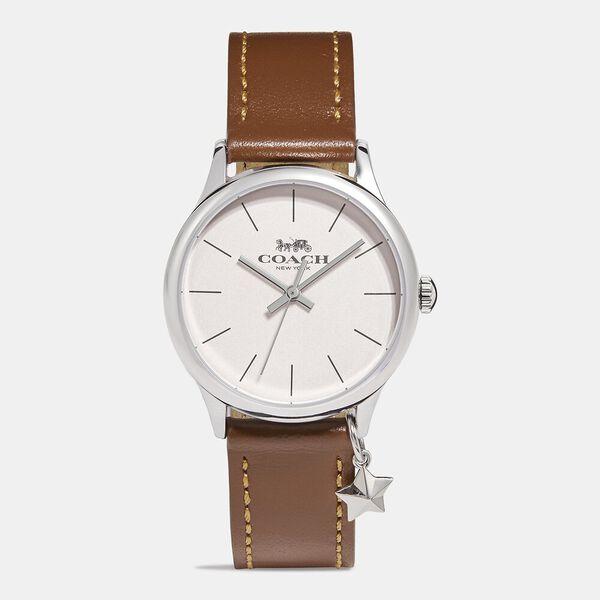 Ruby Watch, 32mm, SADDLE, hi-res
