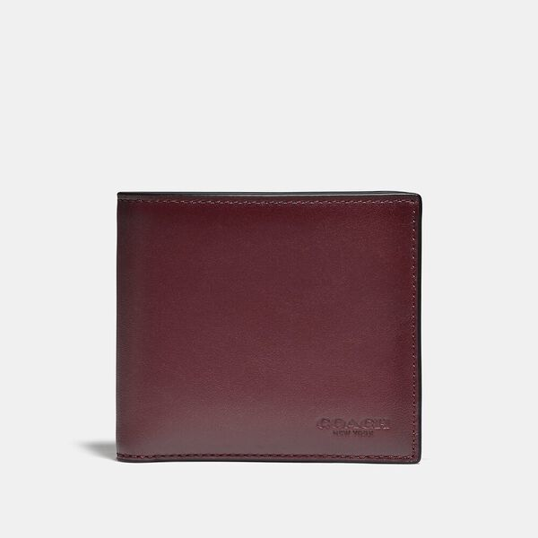 Coin Wallet In Colorblock