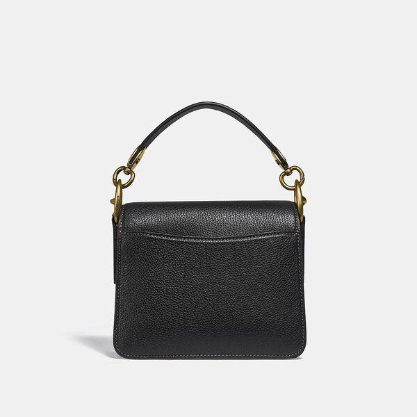 Beat Shoulder Bag 18 With Horse And Carriage Print, B4/BLACK BROWN, hi-res